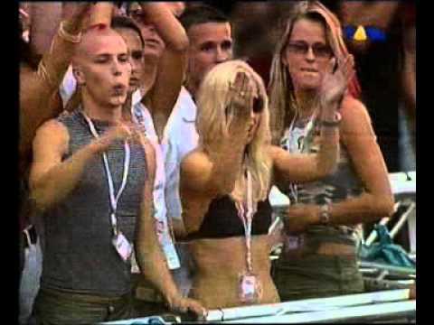 LEXY vs FELIX DA HOUSECAT Live @ Love Parade 2003