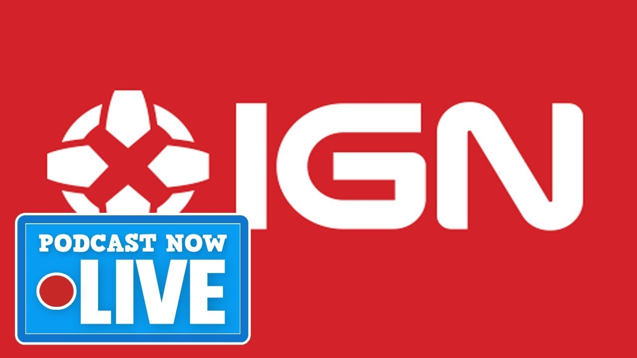 IGN's Plagiarism Problem - Podcast Now Live Ep.90 (T.3)