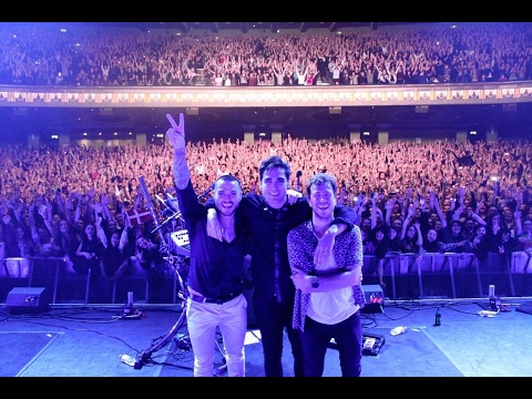 Busted Night Driver Tour  Hammersmith Apollo, London 3rd February 2017