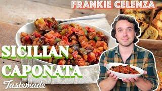 Eggplant Relish aka Caponata | Frankie Celenza