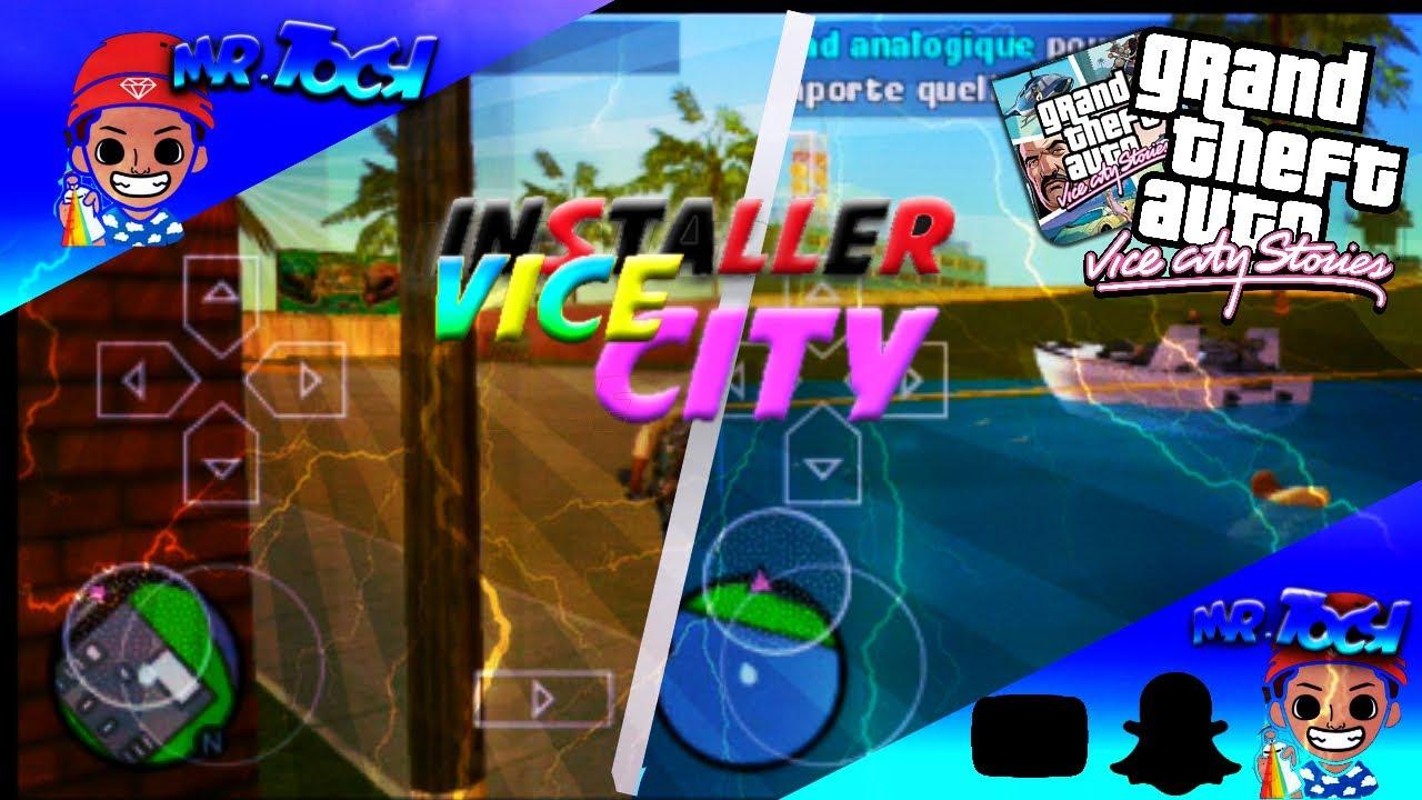 telecharger gta vice city stories psp gratuitement