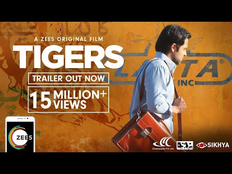 Tigers | Official Trailer | A ZEE5 Original Film | Emraan Ha