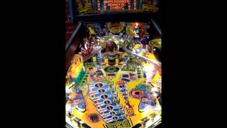 Party Zone Pinball Machine (Full LED Kit)