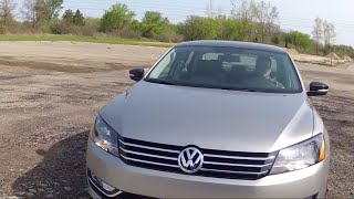 2014 Volkswagen Passat Sport: Well, Almost Sport