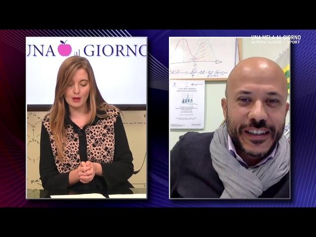 Una Mela al Giorno: Alimentazione e Sport, con il Prof. Daniele Peluso