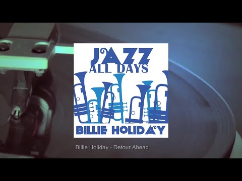 Jazz All Days Billie Holiday