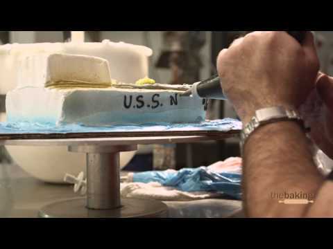 The Houston Quarter Sheet Cake Challenge