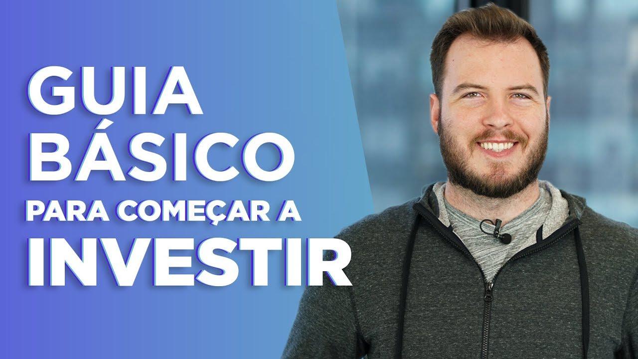 Download O Guia BÁSICO para começar a INVESTIR com POUCO DINHEIRO! (e do jeito CERTO! Sem pagar taxas)