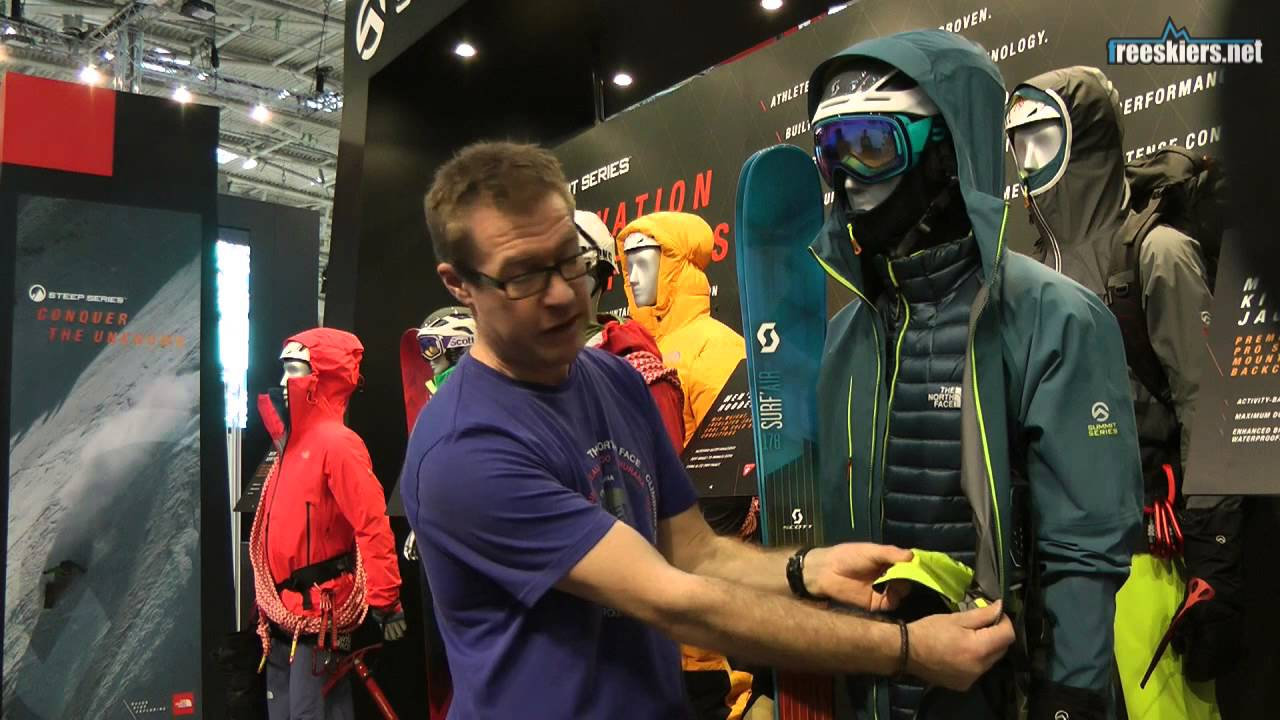 81b134a48db freeskiers.net   ISPO 2014 - The North Face - YouTube