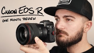 Is the Canon EOS R Worth It? | One Month of Real World Use