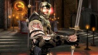 Mortal Kombat Komplete PC Zombie Combat , Infinite X-Ray, Test Your Luck Madness