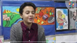 محمد أسامه بعد خروجه من ذا فويس كيدز: البرنامج بداية مستقبلى الفني