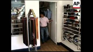 Artful clothing for Colombian men