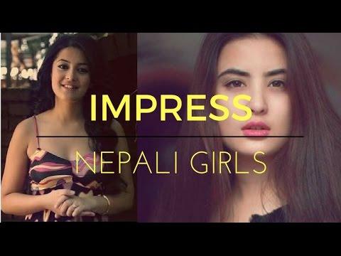 NEPALI KETI HARU IMPRESS GARNE TARIKAHARU! RandomNepali Guide