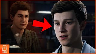 Marvel's Spider-Man Change's Peter to look like Tom Holland & PS5 Remaster Revealed