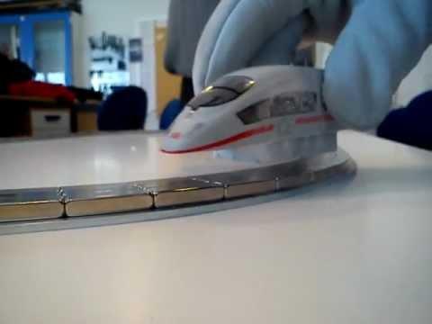 Superconductive train :)