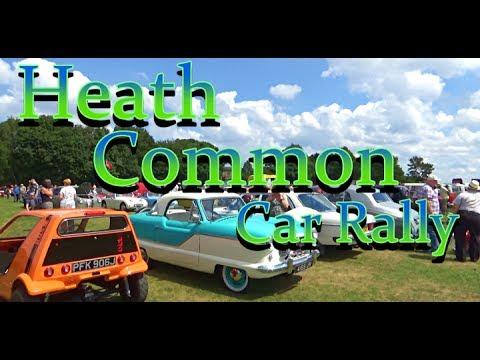 Heath Common village  Car Rally wakefield vlog 🙂 @forestfilmsLTD