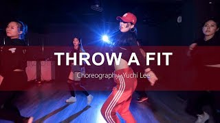 Tinashe - Throw a Fit - Dance Choreography by YUCHI LEE  團體版