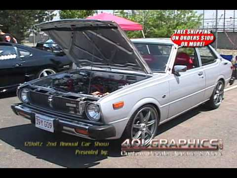 Custom 1979 Toyota Corolla Youtube