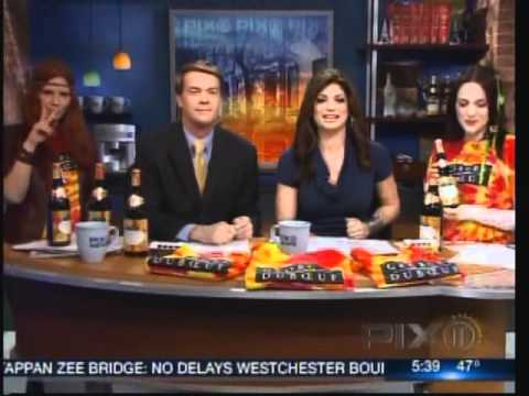 WPIX Morning News- Beaujolais Nouveau