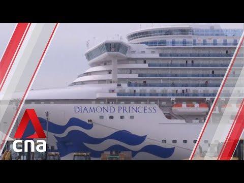 Japan Reports 99 New COVID-19 Cases On Diamond Princess Cruise Ship