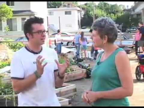MOBY - An Inner City Community Garden Project