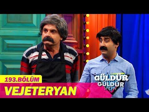 Güldür Güldür Show 193.Bölüm - Vejeteryan