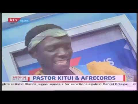 Pastor Kitui & Afrecords | BOTTOMLINE AFRICA