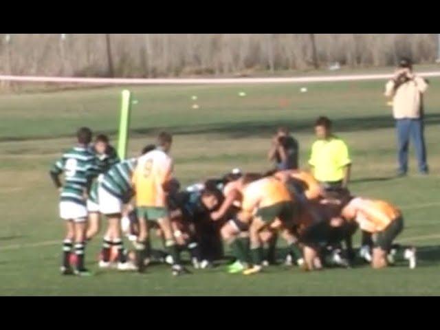Augsburg Landbougimnasium vs HS Vredendal O/19C Rugby