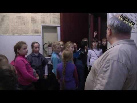 20 января 2012 - Экскурсия на мультстудию Мельница