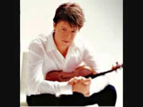 Joshua Bell - Dvorak - Song to the Moon from Rusalka.flv