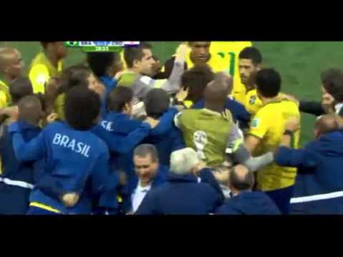 Brazil 3-1 Croatia / All Goals / World Cup