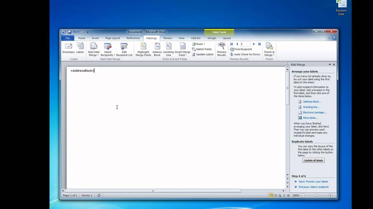 How To Fix Broken Zip Codes In Excel  Word Mail Merge YouTube - Us zip code alphanumeric