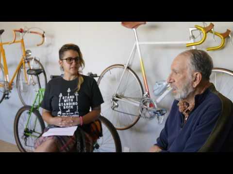 Bruce Gordon Cycles Visit