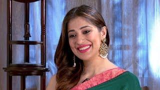 Tharathinoppam | Episode17 - Chat show with Raai Laxmi | Mazhavil Manorama