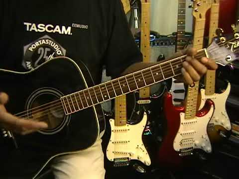 how to play guitar 1 strumming pattern lesson for dummies ericblackmonmusic youtube. Black Bedroom Furniture Sets. Home Design Ideas