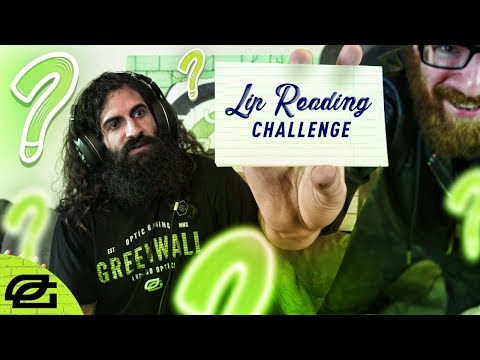Hilarious and Embarrassing Lip Reading Challenge | OpTic