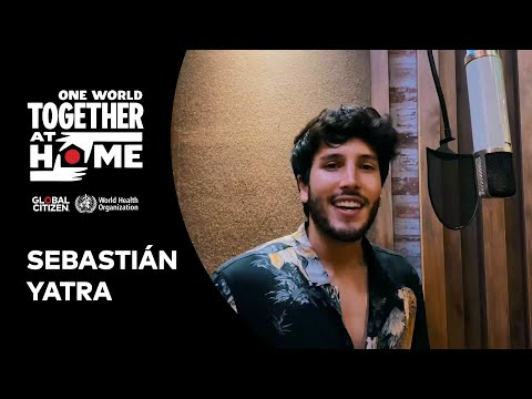 "Sebastian Yatra Performs ""Robarte Un Beso"" 