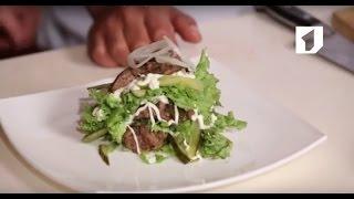 Утренний эфир / Будет вкусно: теплый салат с печенью