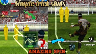 FOOTBALL STRIKE PLAYING TURKEY SIMPLE TRICK SHOTS AND AMAZING SPIN KING DUST GAMING