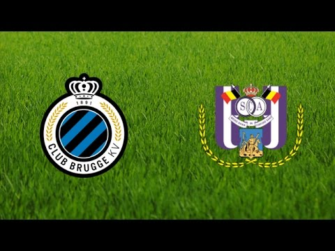 FIFA 17 - Club Brugge Vs RSC Anderlecht Gameplay - Belgium Pro League
