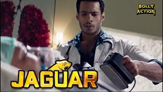 निखिल गौड़ा ने बचाई जान | Nikhil Gowda | Hindi Dubbed Movies 2021| Jaguar | Action Scenes