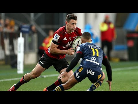 2020 Super Rugby Aotearoa Round Four: Crusaders Vs Highlanders
