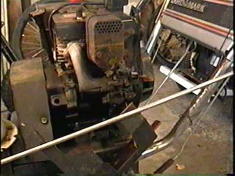 Jacobsen Chief Wiring Diagram How To Clean Amp Rebuild Tecumseh Snowblower Carburetor Part