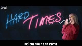 Paramore Hard Times Subtitulos en Español