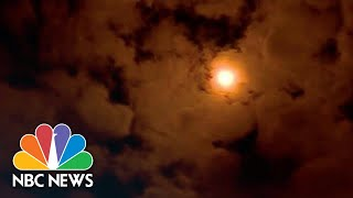 Iranian TV Airs Report Showing Satellite Launched Despite U.S. Warnings | NBC News