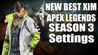 New Best Xim Apex Legends Season 3 Settings