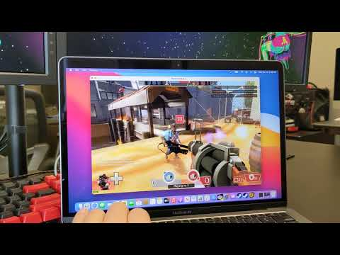 Apple Silicon TF2 CrossOver
