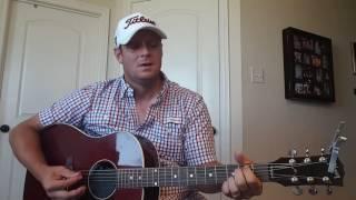 "William Michael Morgan/Sam Hunt ""I met a girl"" acoustic cover"