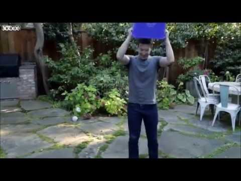Mark Zuckerberg Ice Bucket Challenge!